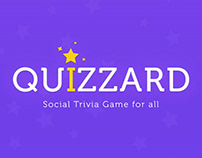 Quizzard- Social Trivia Game