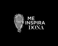Me Inspira Dona - Identidade Visual