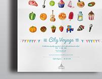 City Voyage | Brand Identity