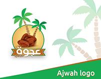 Ajwah- عجوة Logo