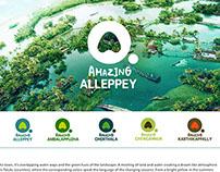 Amazing Alleppey - My Hometown Rebranding.
