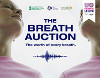 The Breath Auction - Young Lions 2021 - Silver, Digital
