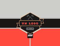 1 Lego - 1 Brick