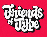 Friends of Type Takeover