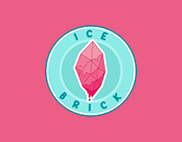 Logo - Ice Brick