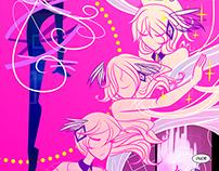 Phoenix Flair: Cygnette's Transformation