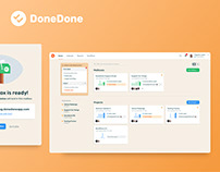 DoneDone・Simple Issue Tracking & Customer Support
