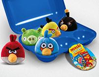 Press Kit Promoção Invasão Angry Bird