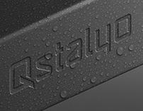 Qstalyo, brand identity