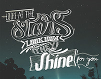 Look at the stars - Coldplay