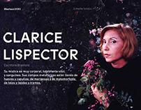 Extrema Solidão - Clarice Lispector & sus pinturas