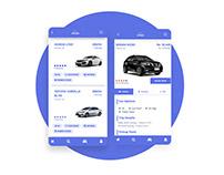 Caraya App Design