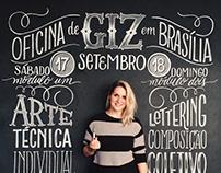 Oficina de Giz - 2015 & 2016