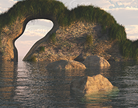 Rocks 3D Modeling