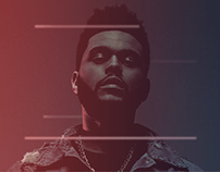 The Weeknd Redesign Concept