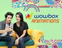 Wowbox Animations 2017 - 2018