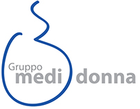 Restyling del logo di Gruppo Medidonna