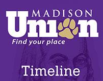 Madison Union Timeline