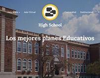 Demo Portal Educativo