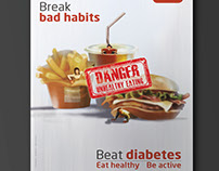 World Health Day 2016: Prevent. Treat. Beat diabetes