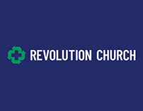 Revolution Church Rebrand