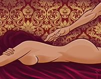 "Ilustraciones para el blog ""RELATOS DE SALAMANDRA"""