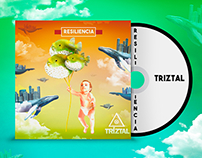 Jacket Pack CD Triztal