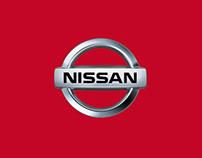 Nissan. Плакаты для дилеров