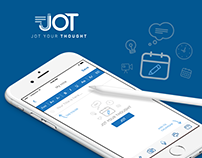JOT - Jot your Thought