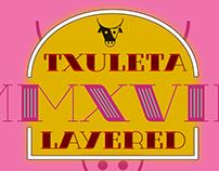 Txuleta, Layered & Display