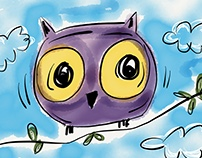 Who saw the Owl?