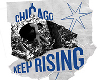 Chicago Keep Rising graphic
