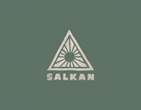 Salkan – Brand identity