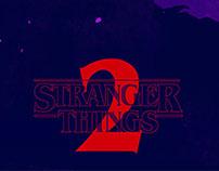Stranger Things Season 2 / Hopper's Descent