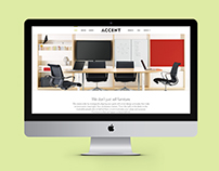 Accent Website Redesign