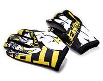 Grom Censored gloves