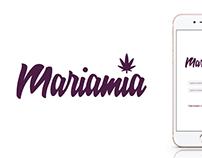 Mariamia - Diseño App
