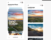 Awesome Places - UI Interaction