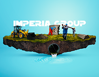 Imperia Group Social Media