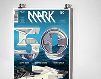 #50 Mark Cover