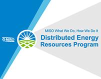 MISO DER Program Overview Presentation