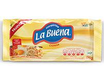 Margarina La Buena Cremosa