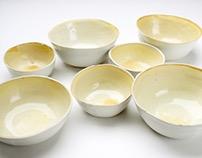Misc. Ceramic Work
