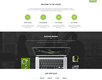 Onepage DEMO updated for Luxury Theme