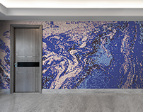 Emulsion / Splash Mosaic Collection