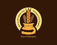 Telangana Civil Supplies Department - Logo (Entry)