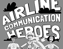 Airline Communication Heroes