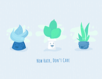 Orphaned Dribbble Shots