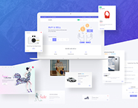 Dlex E-Commerce UI Kit