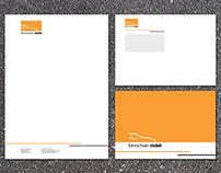 Corporate Redesign Idee Fahrschule Riebli